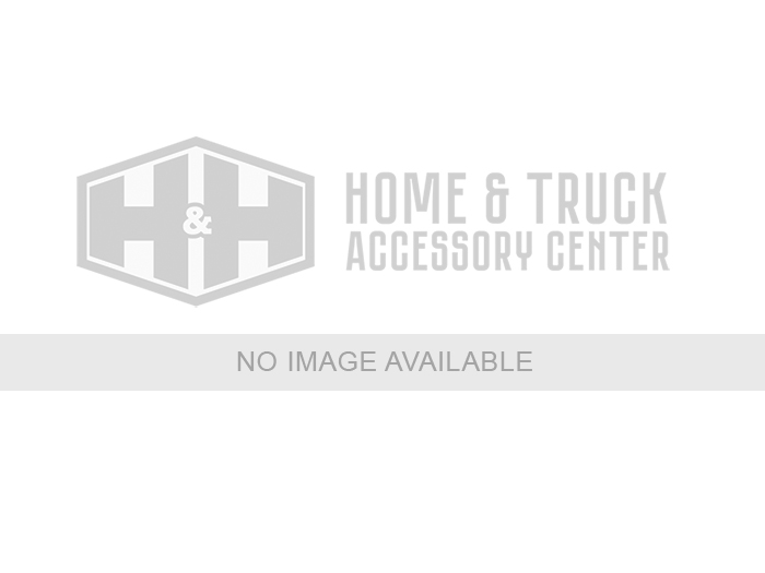 Luverne - Luverne 460937 3 in. Round Wheel To Wheel Nerf Bars