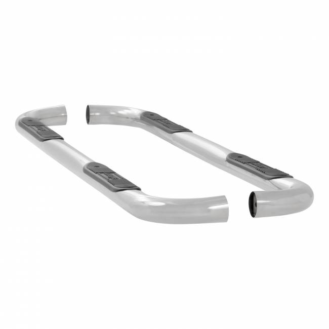 Luverne - Luverne 460923 3 in. Round Nerf Bars