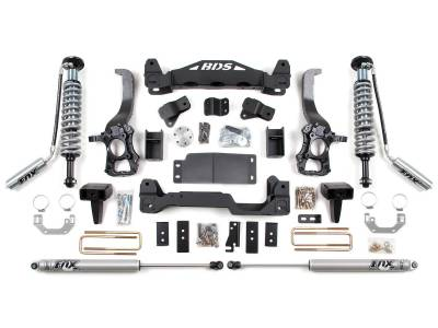Lift Kits & Suspensions