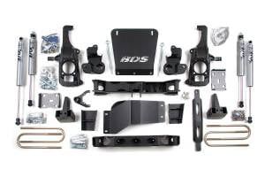 BDS Suspension - BDS Suspension BDS196H Suspension Lift Kit - Image 1