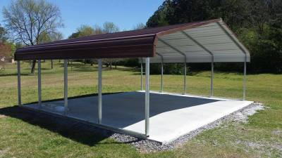 Carports, Garages, and Canopies