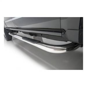 Luverne - Luverne 460463 3 in. Round Nerf Bars - Image 3