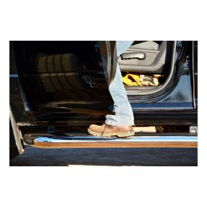 Luverne - Luverne 575108-571747 MegaStep 6 1/2 in. Wheel To Wheel Running Boards - Image 6